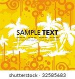 seasonal background | Shutterstock .eps vector #32585683