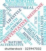 preventative medicine word...   Shutterstock .eps vector #325947032