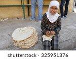 Damascus  Syria  Circa...