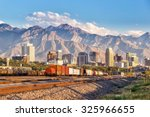 Downtown Salt Lake City Skylin...