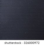 black grid  hole matrix  | Shutterstock . vector #326000972