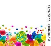 Lollypop Big Set With Pinwheel...