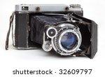 vintage camera | Shutterstock . vector #32609797