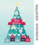 Christmas Tree Greeting...