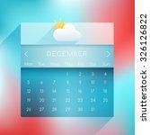 december  2016 ui calendar in...
