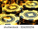 gambling and casino concept ... | Shutterstock . vector #326203256