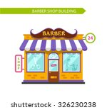 vector flat style illustration... | Shutterstock .eps vector #326230238