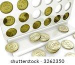 money games - stock photo