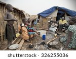 juba  south sudan   february 28 ... | Shutterstock . vector #326255036