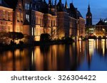 Senate Building Of The Dutch...