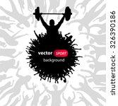 advertising for training | Shutterstock .eps vector #326390186