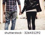 happy relationship. love. | Shutterstock . vector #326431292