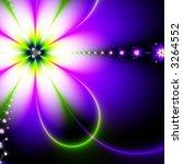 abstract fractal | Shutterstock . vector #3264552
