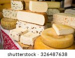 Handmade Local Cheese...