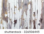 Old Weathered Wood Texture With ...
