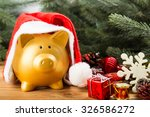 Piggy Bank Christmas For Your...