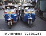 bangkok city thailand december... | Shutterstock . vector #326601266