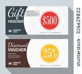 gift and discount voucher...