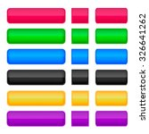 buttons   Shutterstock .eps vector #326641262