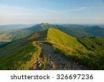 mountain pastures | Shutterstock . vector #326697236