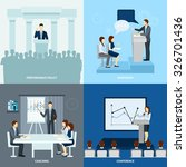 presentation coaching workshop... | Shutterstock .eps vector #326701436