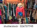 Stock photo vintage s and s clothes for sale 326737745