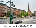 new york  usa   june 16  2015 ... | Shutterstock . vector #326768195