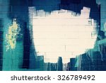 White Paint Stroke Copyspace O...