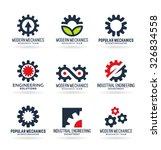 gears  5  | Shutterstock .eps vector #326834558