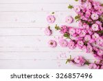 Background With Bright Pink  ...