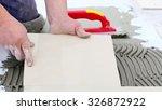 home improvement  renovation  ... | Shutterstock . vector #326872922