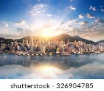 Hong Kong Skyline. Hongkong Hd...