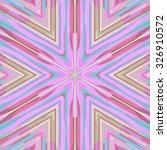 flat ethnic seamless pattern.... | Shutterstock .eps vector #326910572