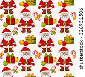 merry christmas and happy new... | Shutterstock . vector #326931506