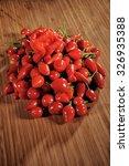 chili | Shutterstock . vector #326935388