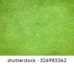 Green grass texture pattern...