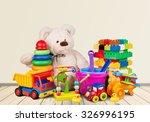 toys. | Shutterstock . vector #326996195
