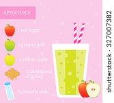 Apple Juice Recipe. Menu...