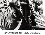 low angle photograph of... | Shutterstock . vector #327036632