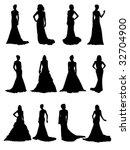 fashion vector | Shutterstock .eps vector #32704900