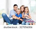 family. | Shutterstock . vector #327056306
