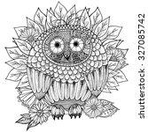 Vector Hand Drawn Illustration  ...