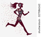 Sport Fitness Typographic ...