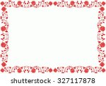hungarian folk art | Shutterstock .eps vector #327117878