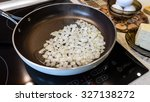 close up view of the fried... | Shutterstock . vector #327138272