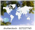 infographic design.infographic... | Shutterstock .eps vector #327227765