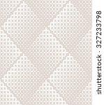 abstract geometric pattern with ... | Shutterstock .eps vector #327233798