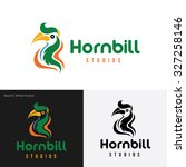 Bird Logo Vector Logo Template