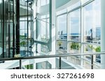modern office | Shutterstock . vector #327261698
