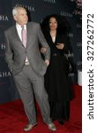 Diana Ross Attends The...